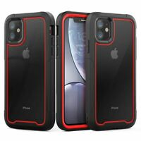 Luxury Shockproof Armour Phone Case Protection Bumper Cover For iPhone 12 11 XS