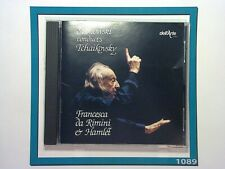 Francesca Da Rimini Etc	Stokowski Conducts Tchaikovsky CD Mint (Gift Option)*