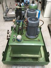 Regelölanlage Ölversorgung Ölaggregat für Industrie Dampfturbinen