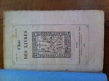 L'Ami des Livres. De septembre 1860 à août 1861. 2e année complète. 12 numéros.