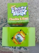 Rugrats In Paris Chuckie & Kimi Chatback Watch Brand New In The Box