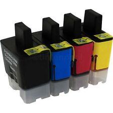 4 Druckerpatronen für Brother LC900 MFC 215 C