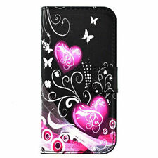 Patterned Synthetic Leather Wallet Cases for iPhone 6s