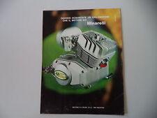 advertising Pubblicità 1971 MOTORE MINARELLI P6 CROSS 50