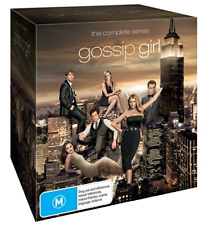 Gossip Girl Complete Series Season 1, 2, 3, 4 , 5 & 6 : NEW DVD