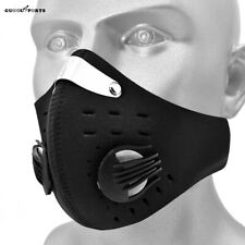 Reusable Face Cover Mouth-Muffle Activated Carbon Filter Anti Pollution Dust