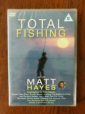 Total Fishing With Matt Hayes DVD Region All New & Sealed