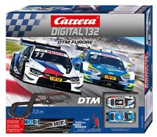 Carrera Digital 132 DTM Furore Slot Car Racing Race Set 30008 New