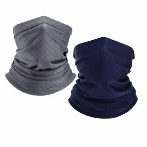Fishing Motorcycle Face Cover Cool Neck Gaiter Tube Scarf Breathable Bandana