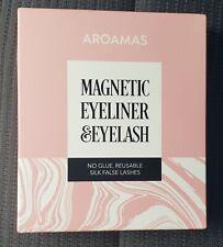 3D Magnetic Eyelashes and Eyeliner Set Natural Magnetic Eyelashes Kit Tweezer