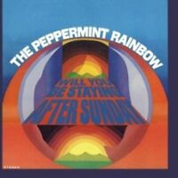 The Peppermint Rainbow - Will You Be Staying After Sunday [CD]