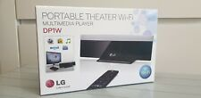 LG Portable Theater Wi-Fi Multimedia Player DP1W