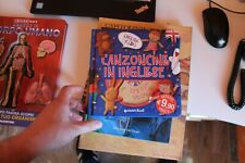 CANZONCINE IN INGLESE CON CD AUDIO - AA.VV. -  GIUNTI