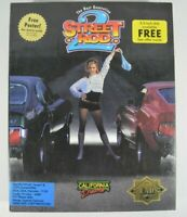 Vintage 1991 STREET ROD 2 The Next Generation PC Game Complete in Box