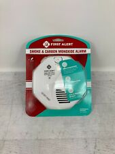 First Alert Battery Operated Smoke and Carbon Monoxide Detector Alarm