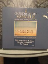 Vangelis ‎– Chariots Of Fire(25th anniversary edition digitally remastered)cd