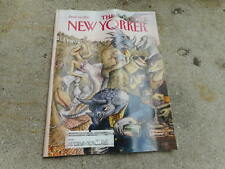 JUNE 14 1993 NEW YORKER vintage magazine - DINOSAUR PARTY