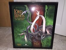 Sideshow WETA Watcher in the water lord of the rings hobbit ringwraith balrog