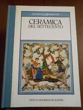 DOCUMENTI D'ANTIQUARIATO - CERAMICA DEL SETTECENTO - SC.156