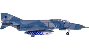 1:200 Herpa HAF McDonnell Douglas F-4E Phantom II Fighter Diecast Aircraft Model