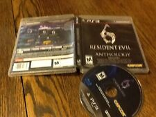 Resident Evil 6 (Sony PlayStation 3, 2012) USED VIDEO GAME PS3 FREE US SHIPPING