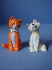 Figurine plastique Aristochats O/'Malley et Duchesse Les Disney Bully