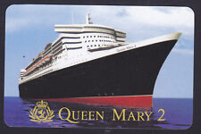 Queen Mary 2 Shipping Cruise Liner,Single Swap playing Card