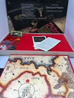 Vintage The Game of Nations Board Game Waddingtons 1976 Complete VGC oil theme