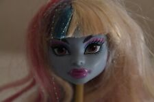 Monster High Abbey Bominable 1/6 Replacement Doll Head Only OOAK