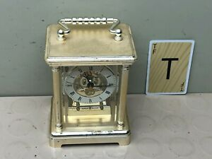 Vintage Howard Miller Table Clock 613-134 –