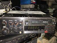 Original Proton Preliminary Service Manual for the RS-420 RS-421 Clock Radio