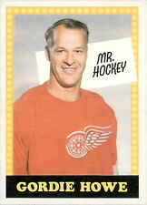 1969 O-Pee-Chee 193A Gordie Howe ERR/Mr. Hockey NM #D329137