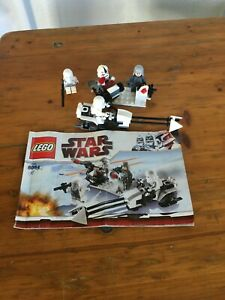 Lego 8084 Star Wars Imperial Troopers Battle Pack, Pre-Owned, Complete no box.