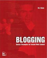 Blogging: Genius Strategies for Instant Web Content-ExLibrary