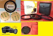 ADAPTER+UV+CPL+FLD FILTERS+LENS CAP 58mm > CAMERA FUJI S9800 S9900W S8200 SL1000