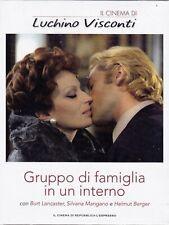 Dvd GRUPPO DI FAMIGLIA IN UN INTERNO di Luchino Visconti con Mangano Lancaster
