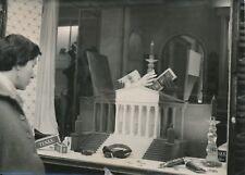 """PARIS 1955 - Vitrine """"Roger et Gallet"""" Décor Palais Bourbon - PR 1122"""