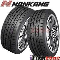 2 Nankang NS-25 All-Season UHP 245/40R18 97H XL A/S Tires 50,000 Mile Warranty