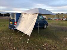 Parete LATERALE PER SUN Canopy Per VW Classic VANS, argento rivestito CUPOLA c8278s