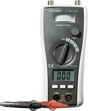 Voltcraft ST-100 DMM Hand-Multimeter digital Kalibriert Strommesser Voltmeter