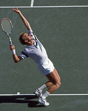 1989 Tennis Pro BORIS BECKER Glossy 8x10 Photo Print Wimbledon US Open Poster