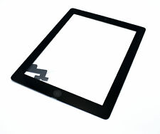 DIGITIZER iPad 2 SCHWARZ Touchscreen Front Glas Touch Frontscheibe Display LCD