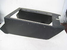 Police Crown Victoria Interceptor Metal Center Console
