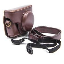 Kamera Tasche Schwarz 11cm x 7cm x 12cm für Sony Cybershot DSC-HX60 DSC-HX300