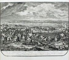Schlacht Chiari Prinz Eugen Spanischer Erbfolgekrieg Kavallerie Brescia Bergamo