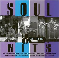 Various Artists : Soul Hits Of The 80s CD