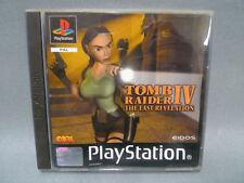 Playstation 1-Tomb Raider IV: the Last Revelation-PS 1