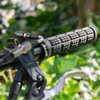 2 stücke Gummi Fahrradgriffe Radfahren Mountainbike Roller Griff Bar Grip ZJHN