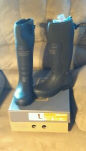 """LACROSSE ALPHA MUDLITE 18"""" 3.5MM NEOPRENE WATER PROOF SIZE 14 BOOTS NEW SAVE $60"""