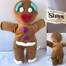 Shrek Hand Puppet Gingerbread Man Shrek The Musical Soft Plush Toy Gingy